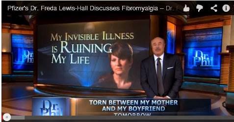 Fibromyalgia — an InvisibleIllness?